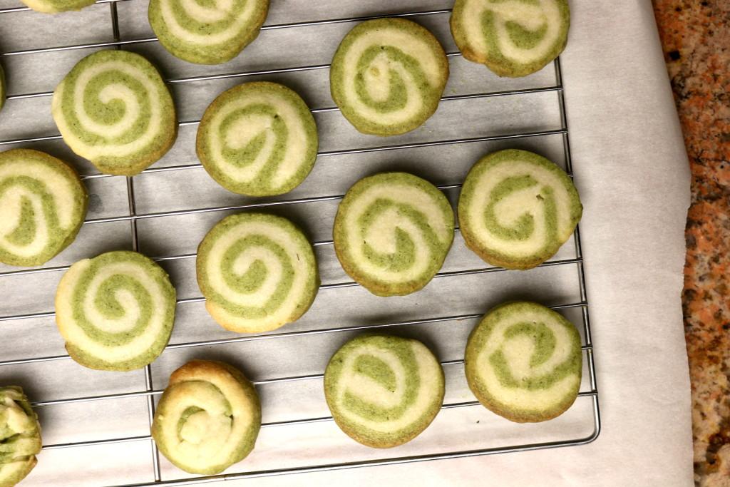 Moringa Cookies