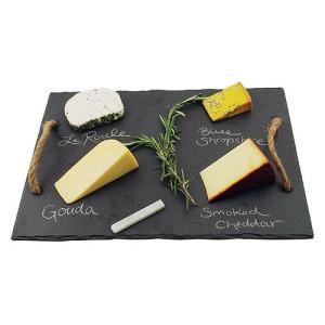 slate cheese tray