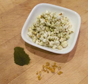 moringa popcorn ingredients