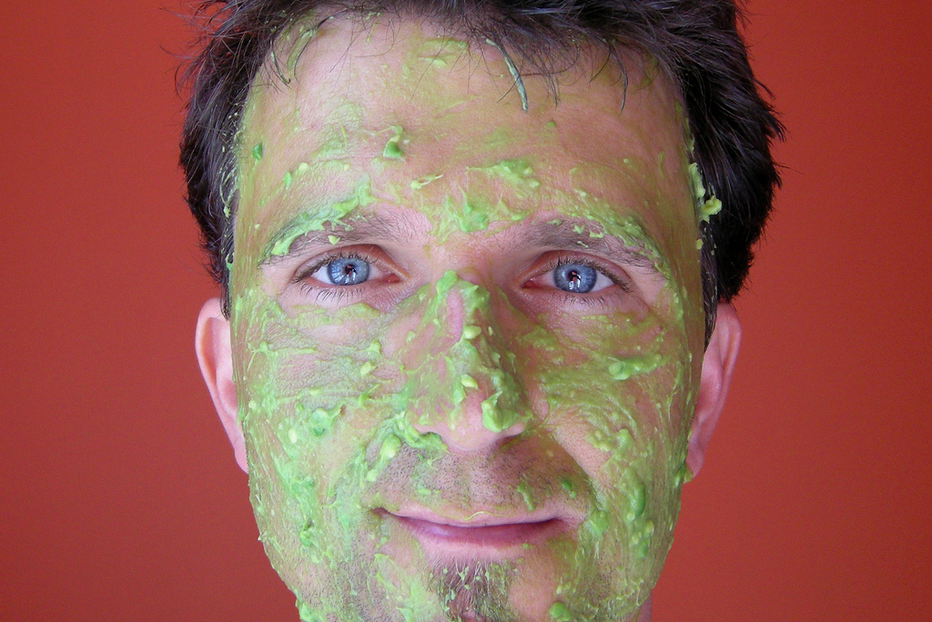 moringa dry skin