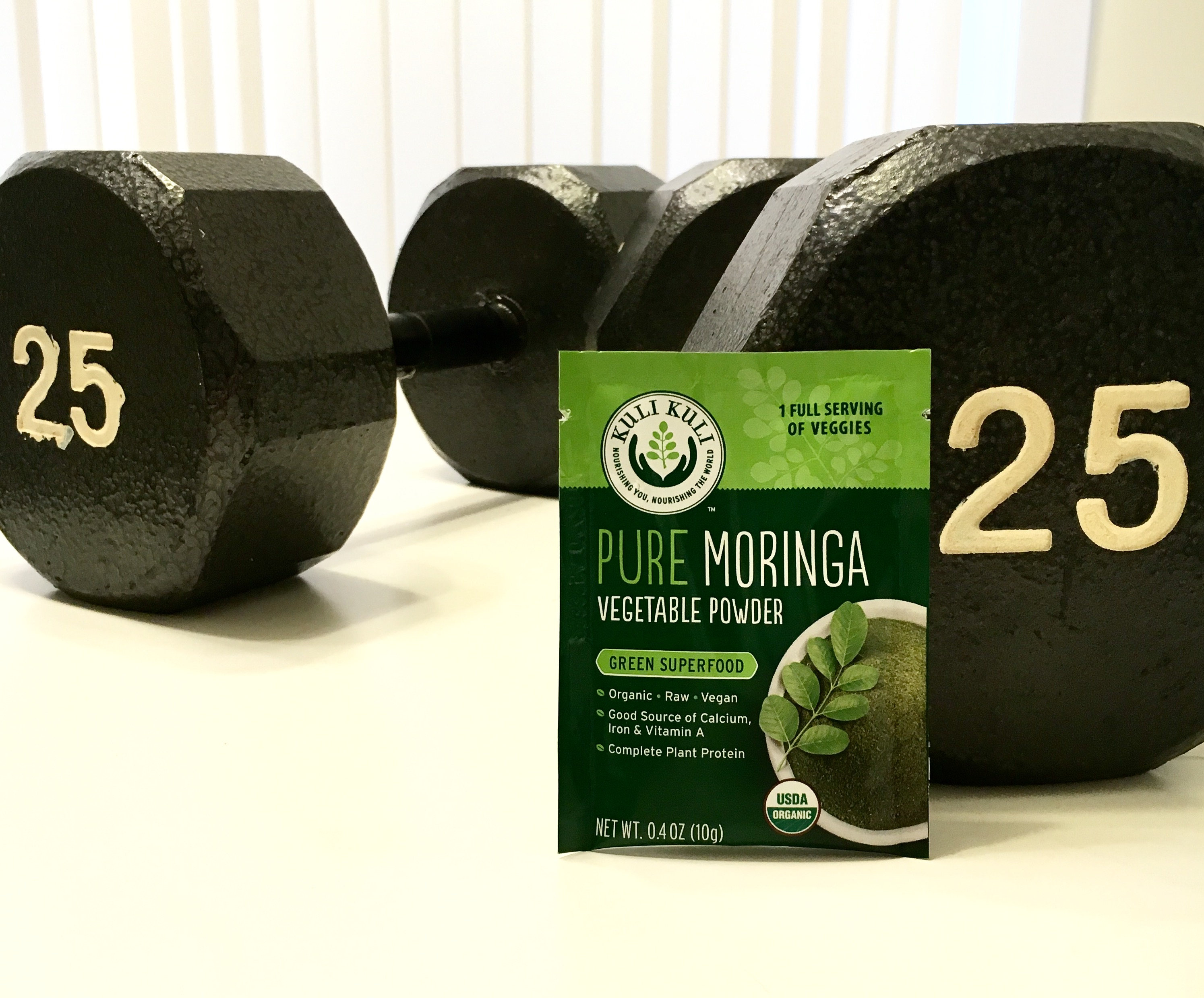 Moringa as A Remedy for Anemia and Low Iron Levels