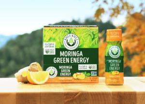 Ginger Lemon Green Energy shot