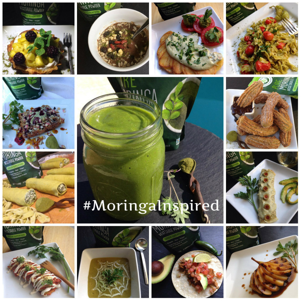 #MoringaInspired recipe competition