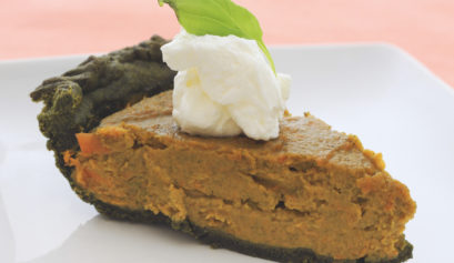 Photo of Kuli Kuli Moringa Sweet Potato Pie Recipe