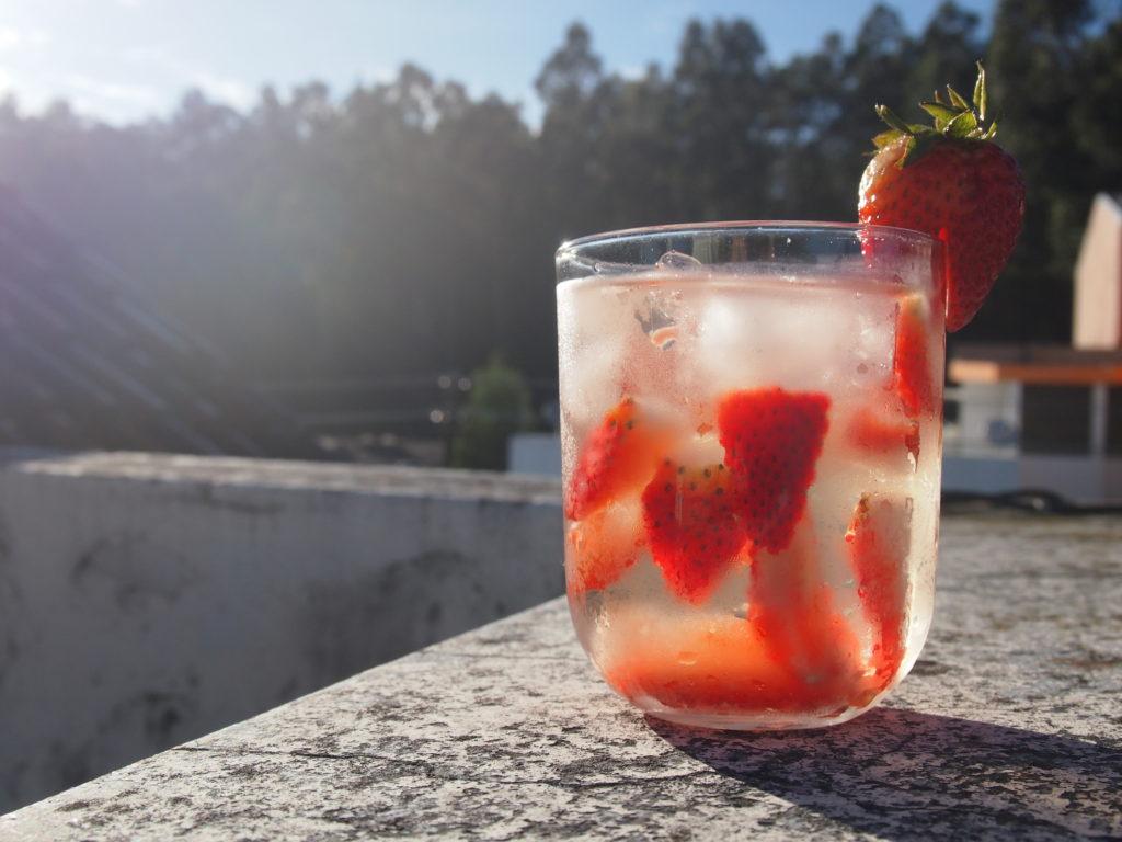 moringa iced tea
