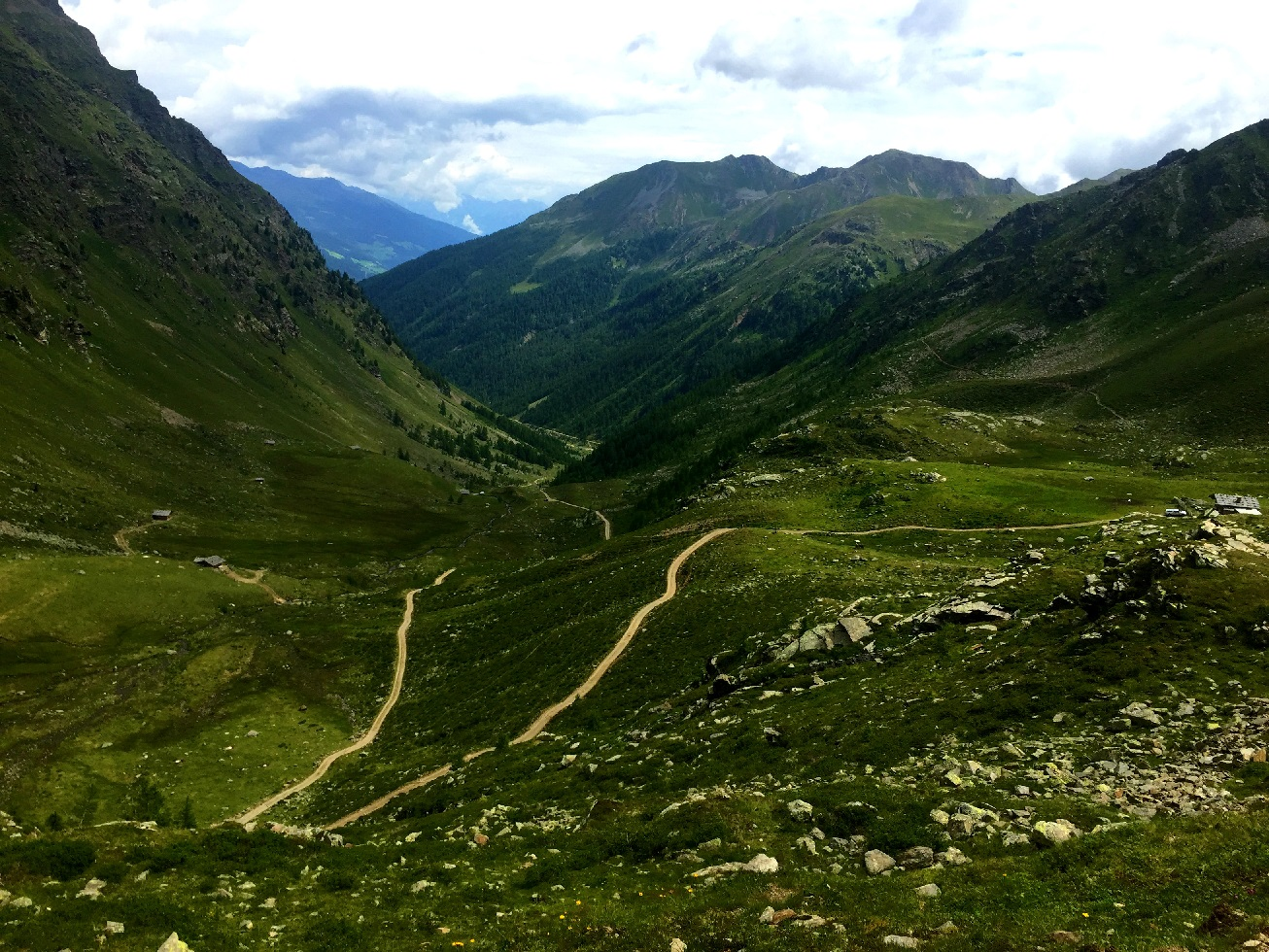 Transalp Day 6 - Alps Trip