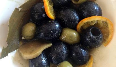 olives dish