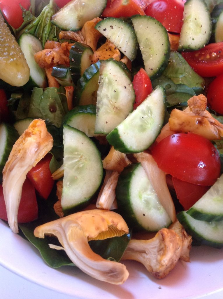 Make Anywhere Salad