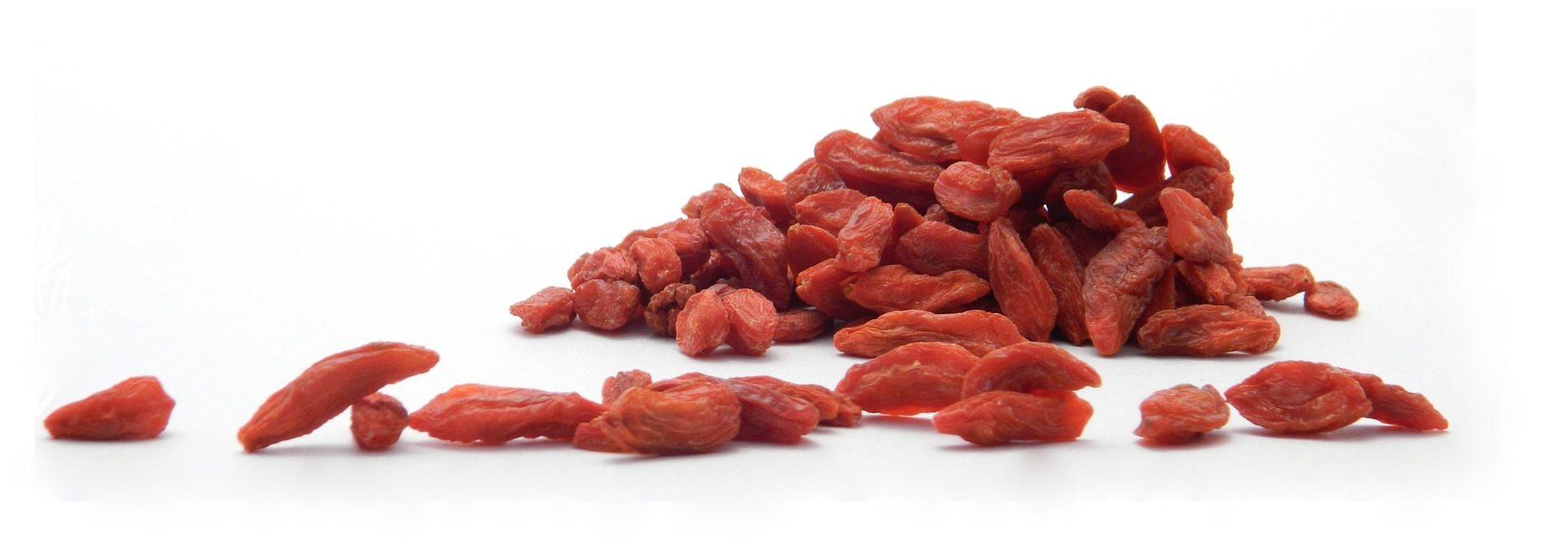 Top Antioxidant Containing Foods - goji berries