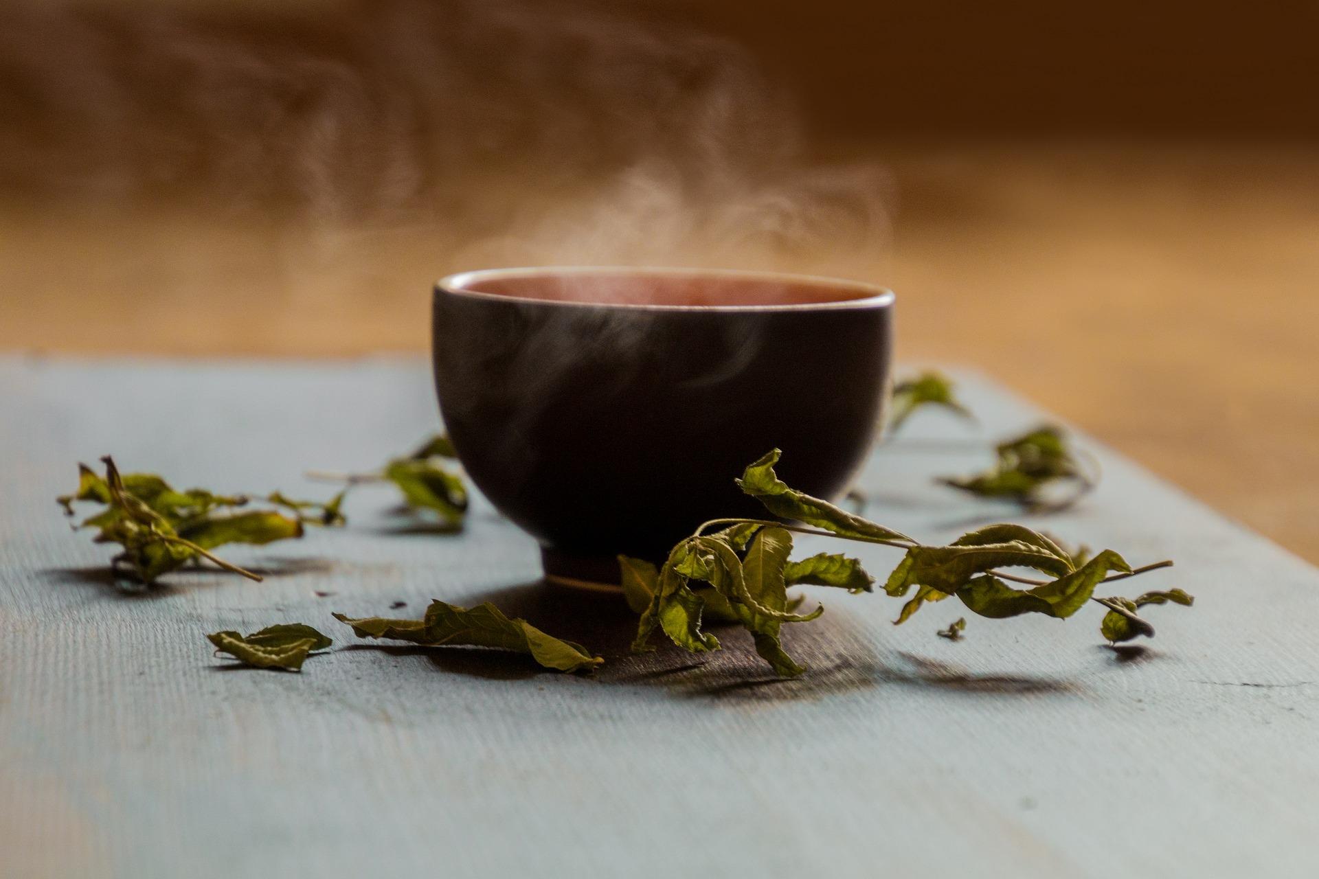Top Antioxidant Containing Foods - green tea