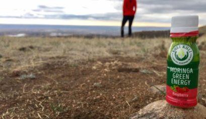 Trail Running with Moringa Energy Shots