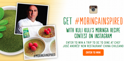 Our moringainspired recipe competition winner kuli kuli foods kuli kuli joined forces with chef jos andrs one of time magazines 100 most influential people to introduce moringa into the american palate forumfinder Choice Image