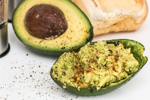 avocados are a good source of good fat