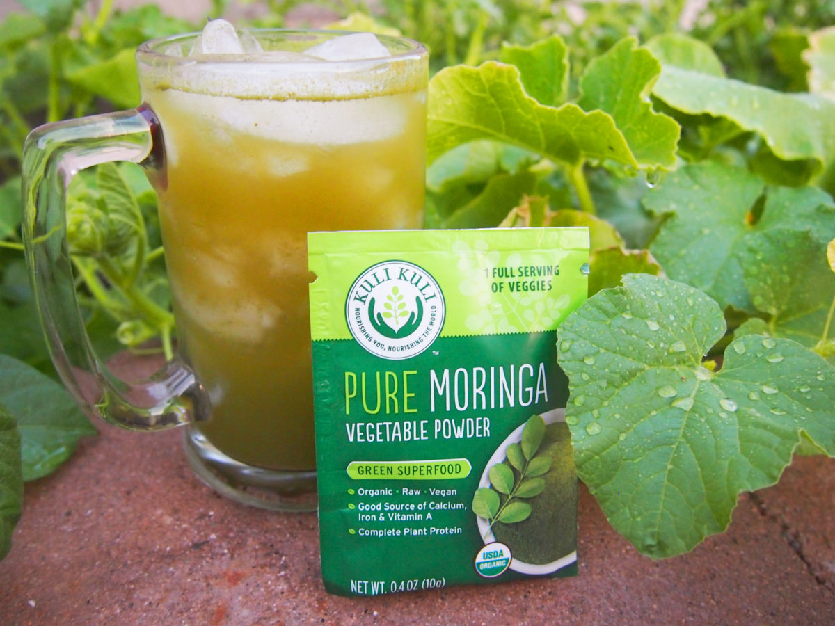 moringa switchel