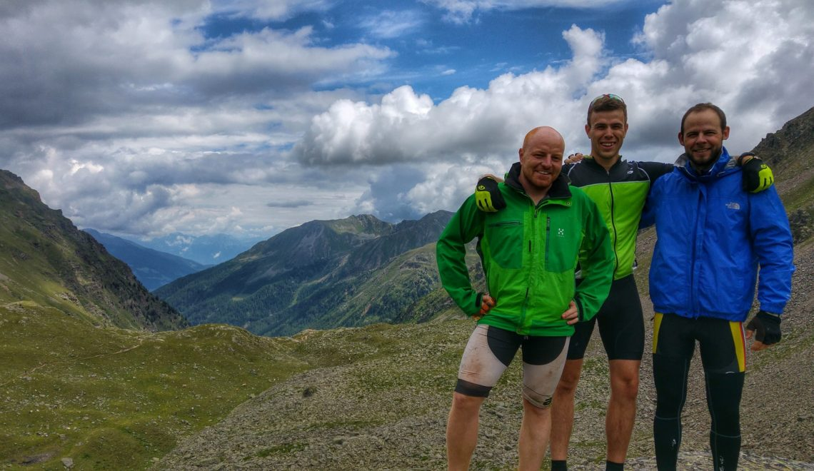 The Adventure of a Lifetime: Biking Across the Alps