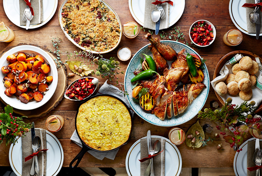 6  Ways to Make Your Thanksgiving Dinner Healthier