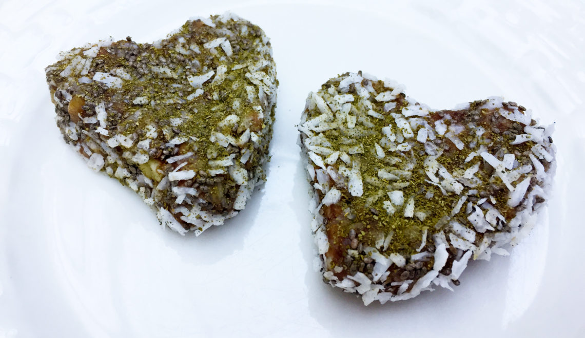 Chocolate Moringa Bliss Balls
