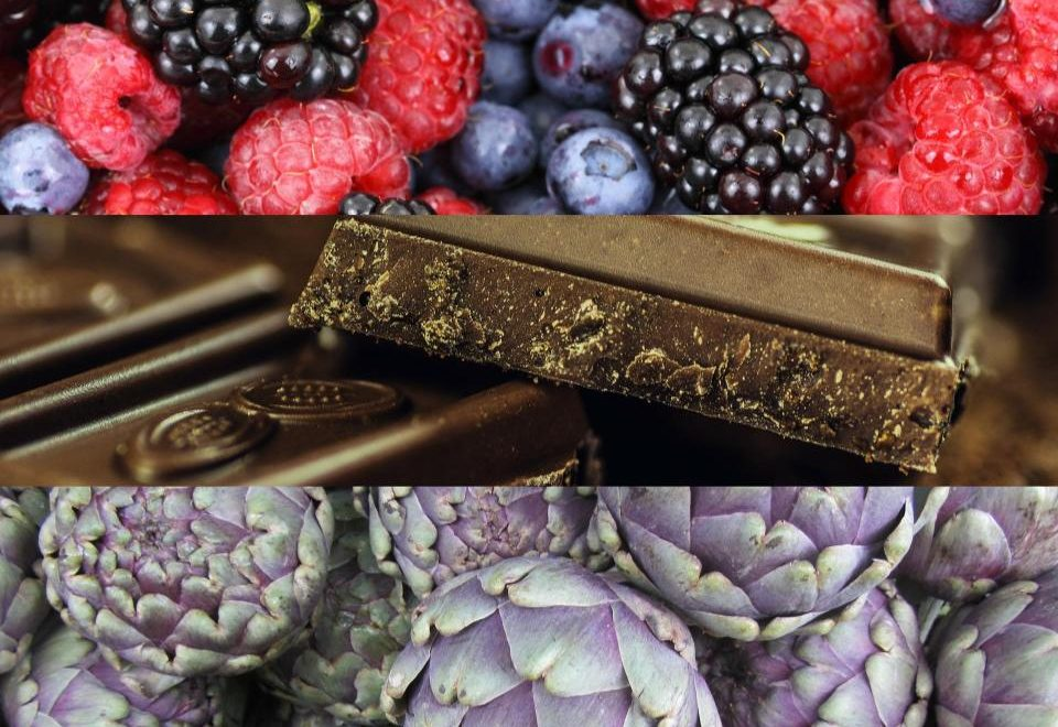 Top Antioxidant Containing Foods