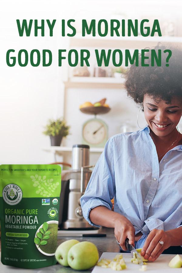 Moringa For Womens Health