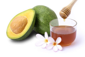 Avocado Moringa Honey Face Mask