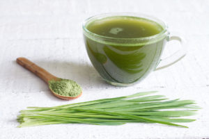 wheatgrass vs moringa