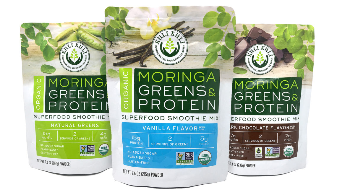 Kuli Kuli Moringa Greens and Protein