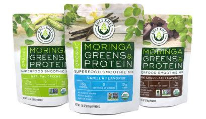 Kuli Kuli Moringa Greens and Protein