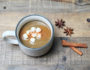 Anti-Inflammatory Moringa Hot Chocolate