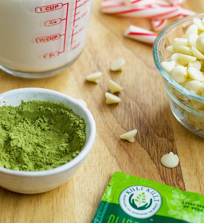 Moringa White Hot Chocolate Recipe