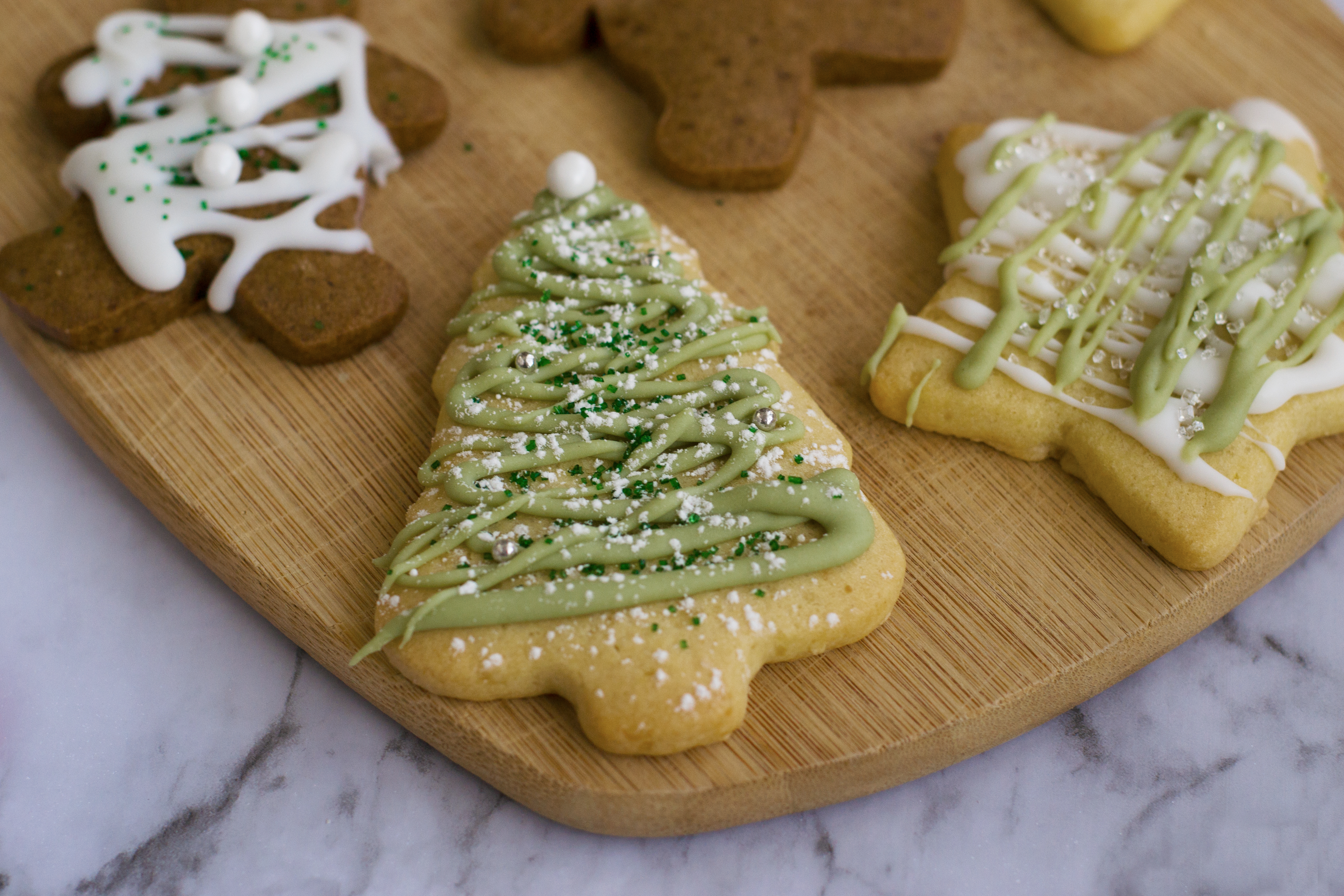 Final Moringa Superfood Frosting Cookie