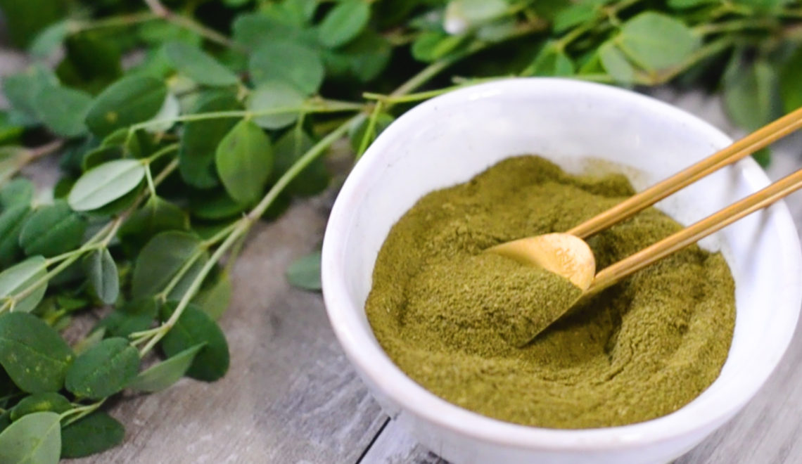 Moringa: A Versatile Supergreen