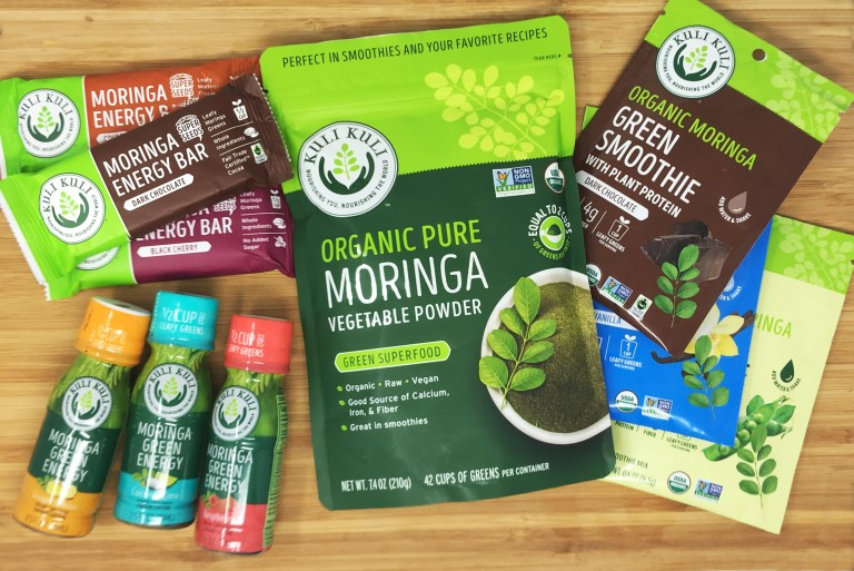 Moringa is going mainstream: Kuli Kuli launches moringa products into 2,500 Walmarts