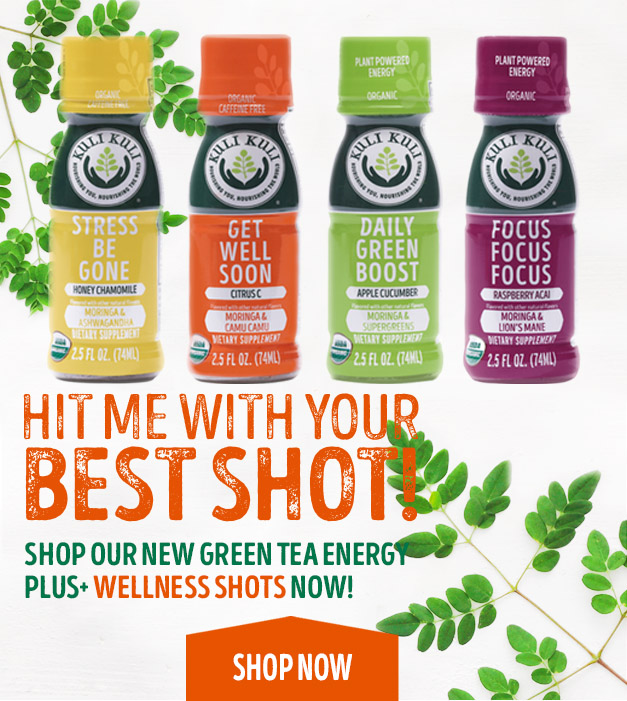 Shop New Kuli Kuli Wellness Shots