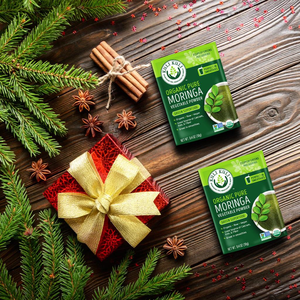 Moringa Smoothie Packets For Christmas