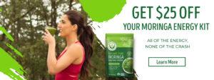 high energy food Moringa