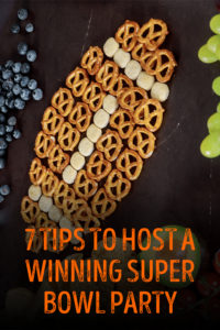 Host a Winning Super Bowl Party