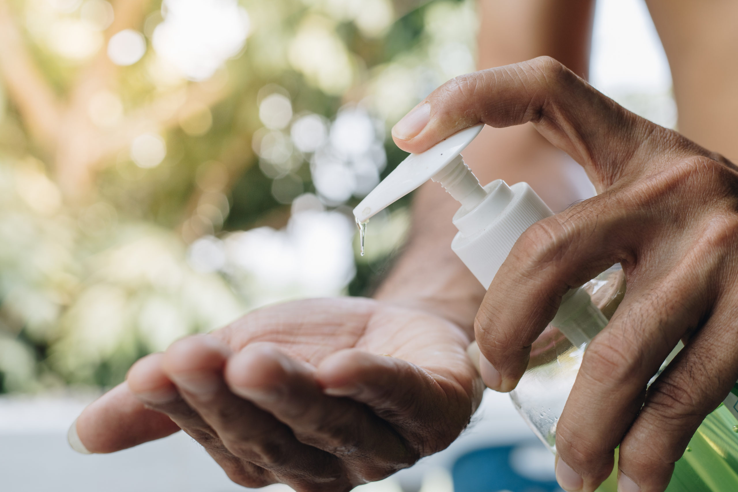 DIY: How to Make Your Own Hand Sanitizer