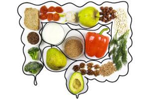 Gut health and moringa