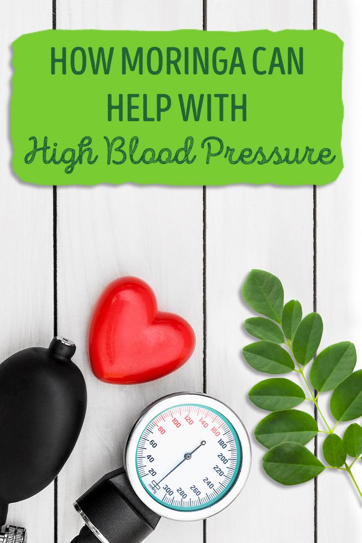 Moringa & High Blood Pressure