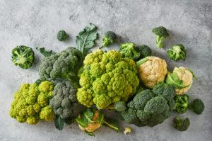 Sulforaphane-rich Veggies
