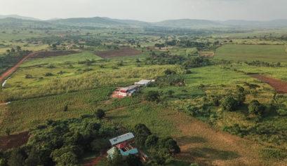 Climate-friendly farm in Uganda