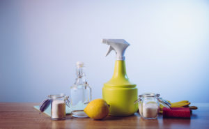 Eco-friendly goals: Using Natural Cleaning Products