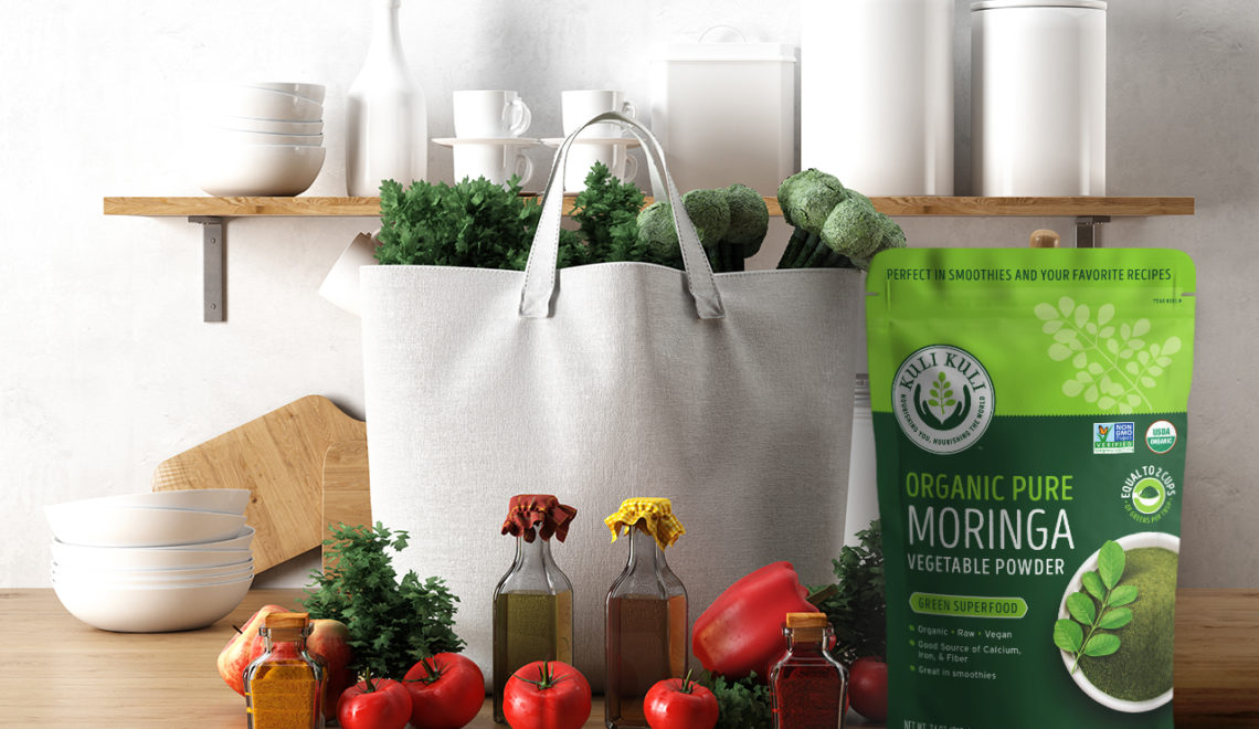 3 Easy Pantry Meals with Moringa