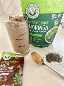 Moringa smoothie Is A pantry Must
