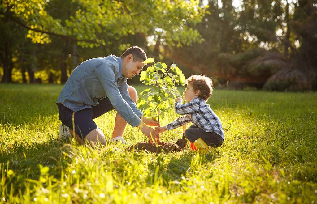 "8 ""At-Home"" Ways to Celebrate Earth Day with Kids"