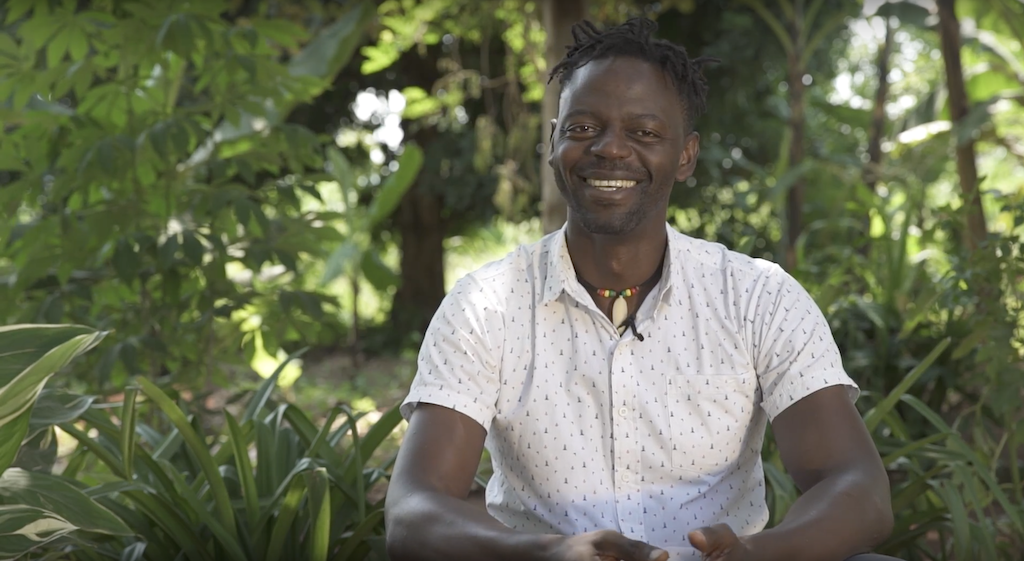 Meet Teddy: Climate-Smart Leader and Kuli Kuli Moringa Supplier