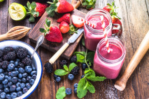 Berries and Foods High in Antioxidants